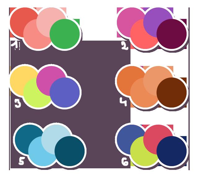 Character Design Color Scheme : Free color schemes by metterschlingel on deviantart