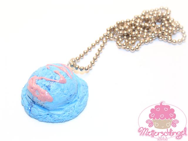 Ice Cream Necklace by Metterschlingel