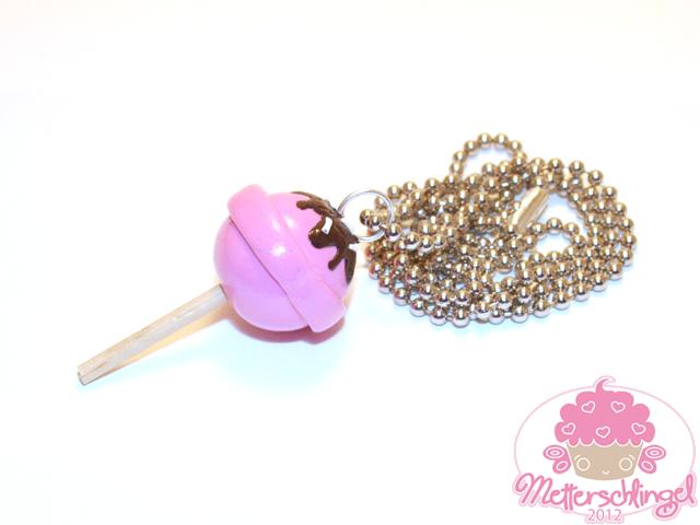 Lollipop Necklace by Metterschlingel