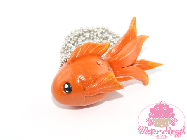 :COM: Goldfish by Metterschlingel