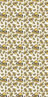 FREE Nerd Taco Chip Custom Background