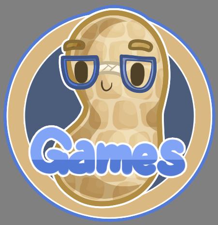 Peanut Games by Metterschlingel