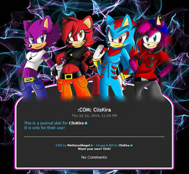:COM: ClisKira by Metterschlingel