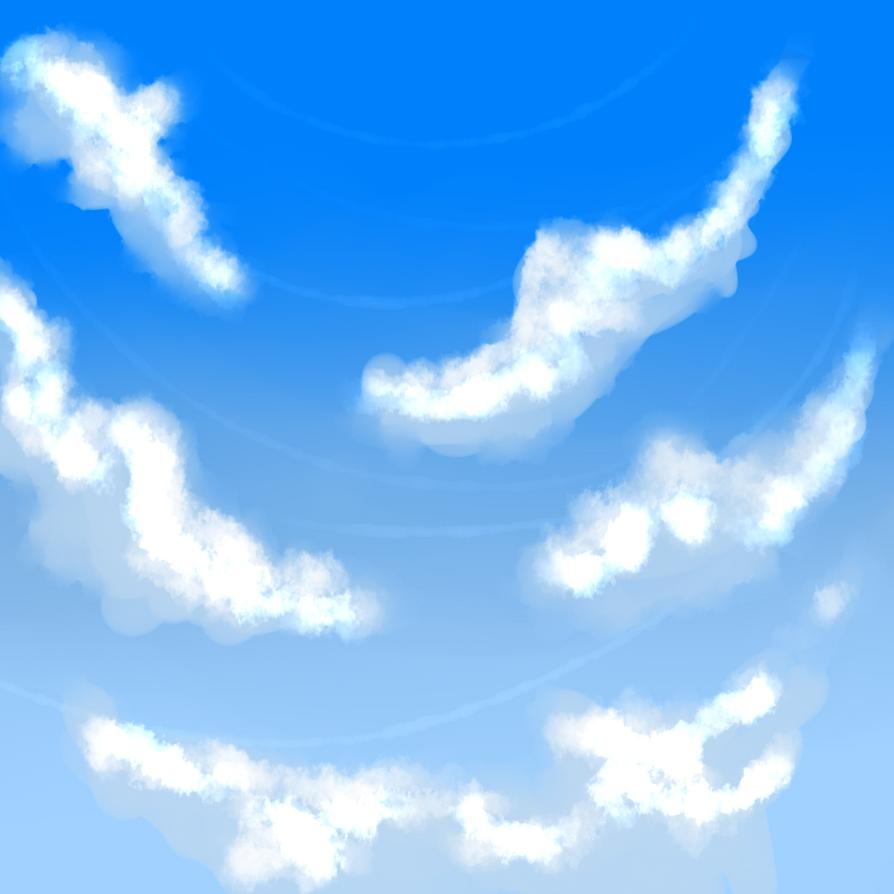 Clouds by Metterschlingel