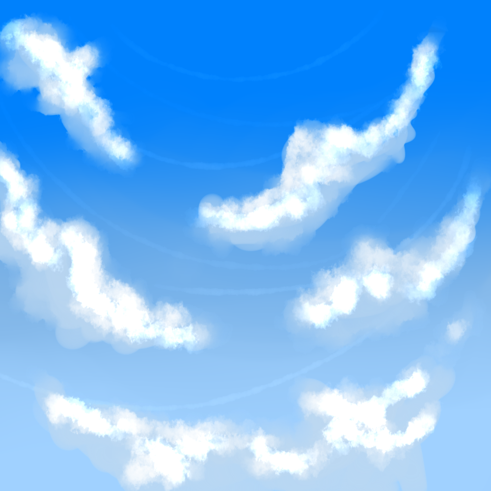 Clouds by Metterschlingel
