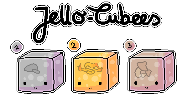 Jello-Cubees Adoptables [SET PRICE]