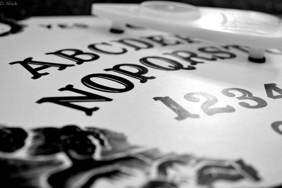 Ouija Board by musicismylife2010