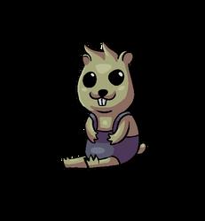 HorrorVale Character Art - Herbert!?