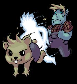 HorrorVale Character Art - Herbert 2