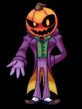 HorrorVale Character Art - Jack