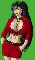 Scarlet Suit by tj-caris