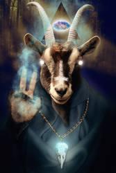 Goat Monk