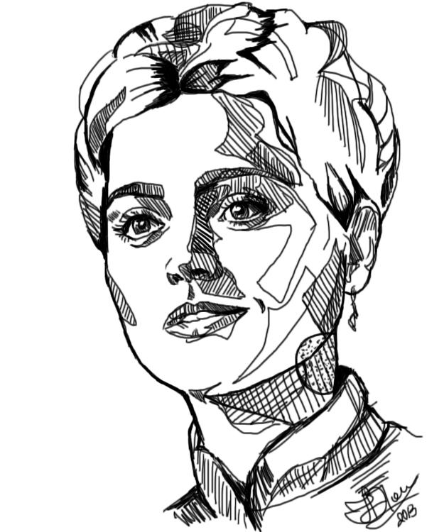 Clara Oswin Oswald by Nellok