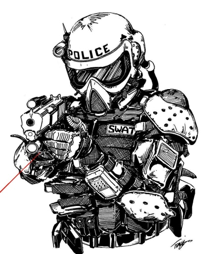Tactical SWAT Officer By Angelfire7508 On DeviantArt