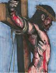 Crucifixion of Jesus on Cross