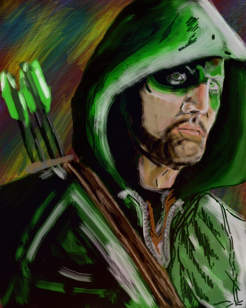 Arrow by g-kwan155