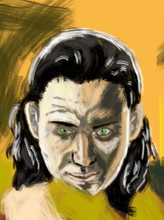 Loki WIP by g-kwan155
