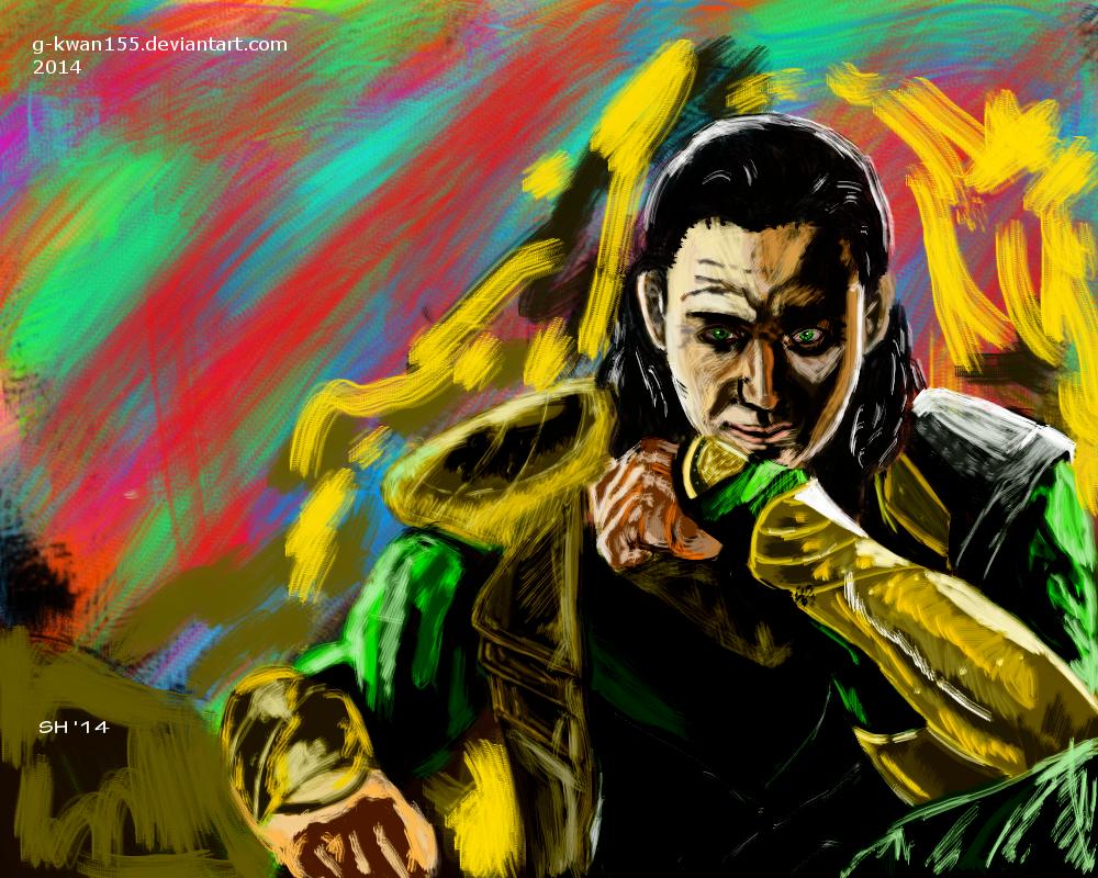 Loki by g-kwan155