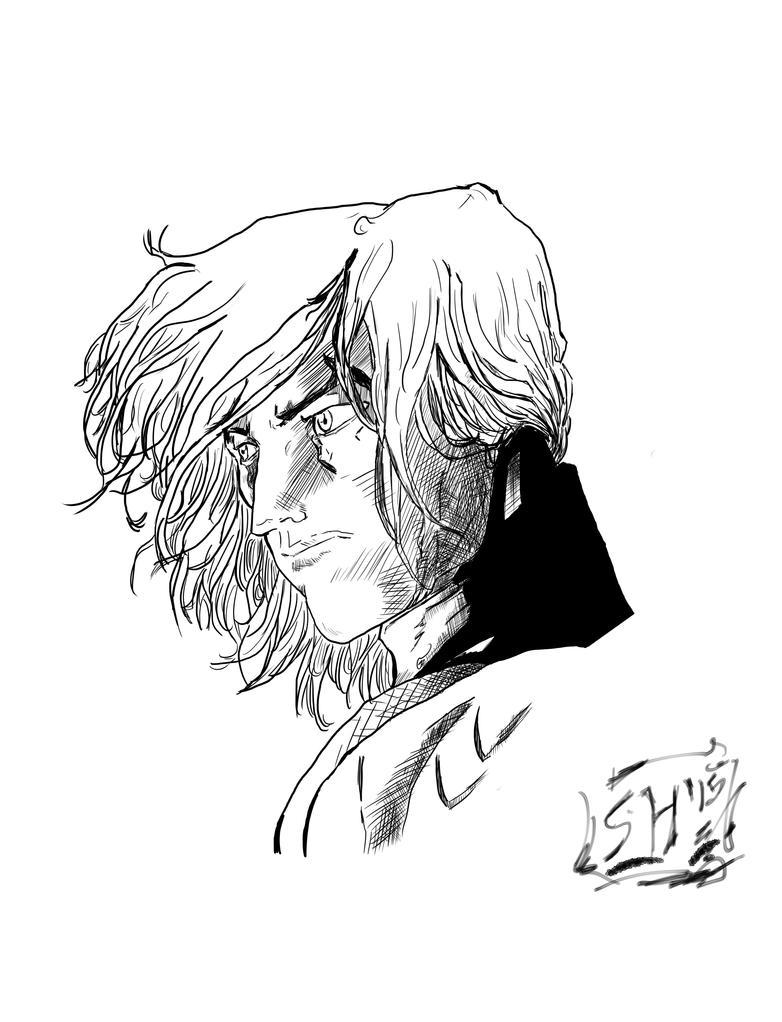 Arronax Portrait by g-kwan155