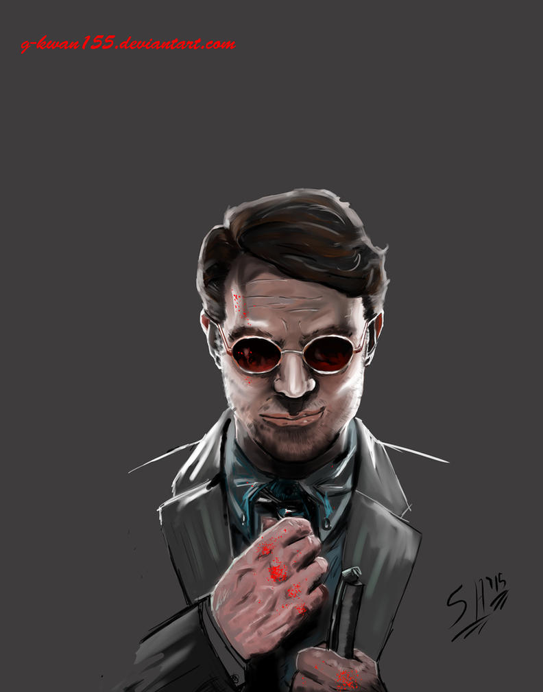 Daredevil by g-kwan155