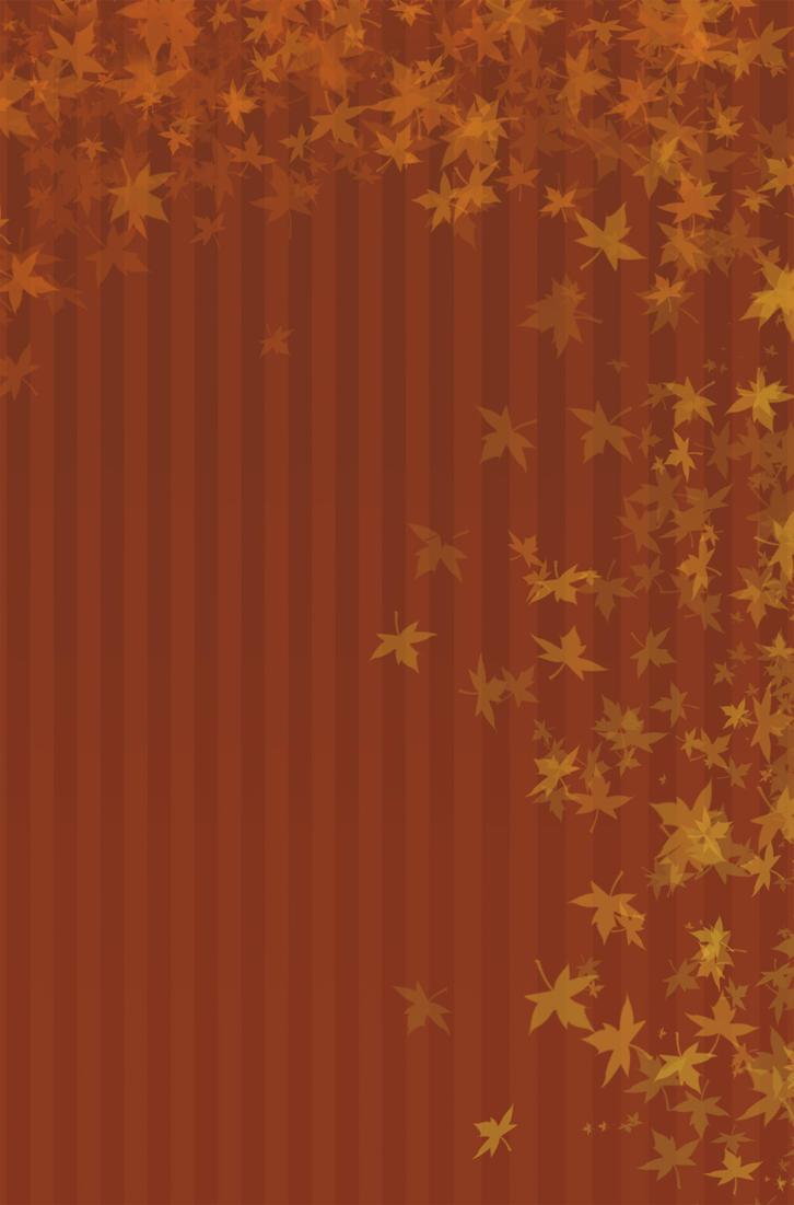 autumn leaves free custom box bg by SChan