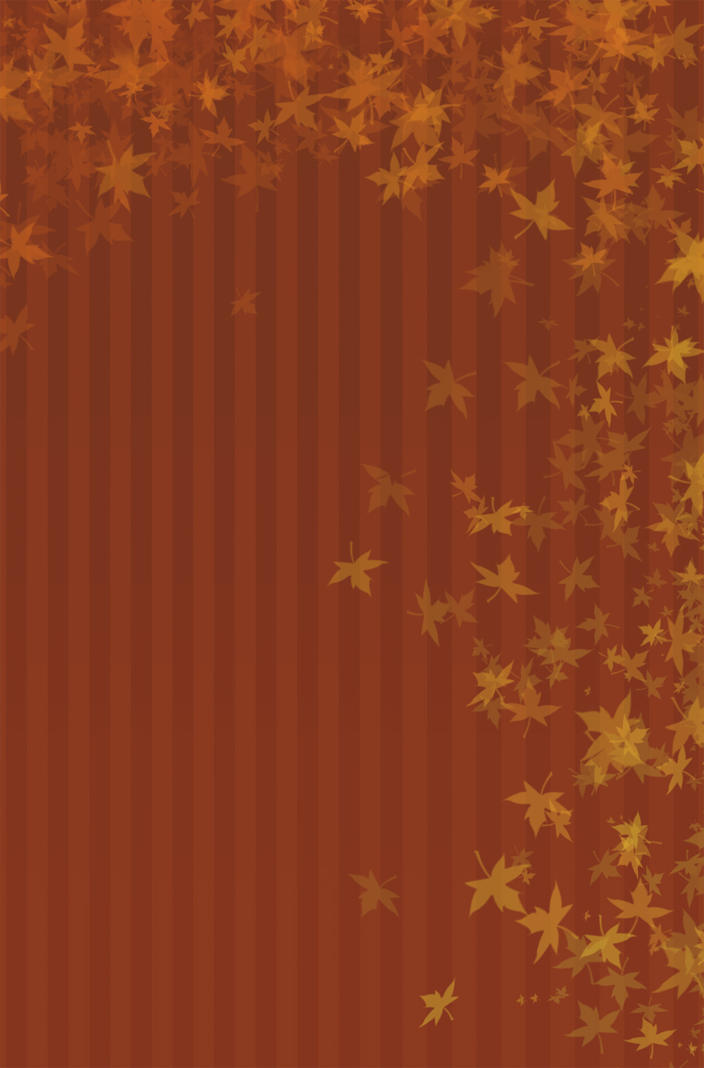 autumn leaves free custom box bg by SChan