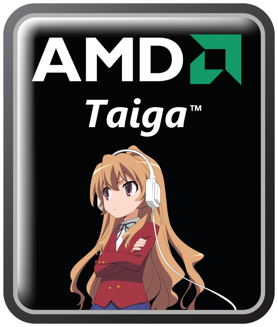 Amd Taiga By Madeline Chan On Deviantart