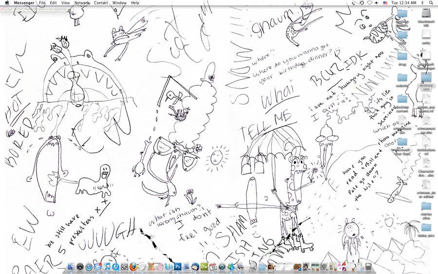 SHUMS desktop