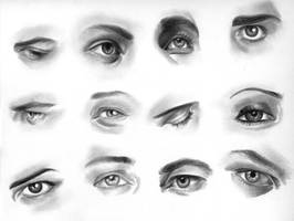 eyes- theyre watching u