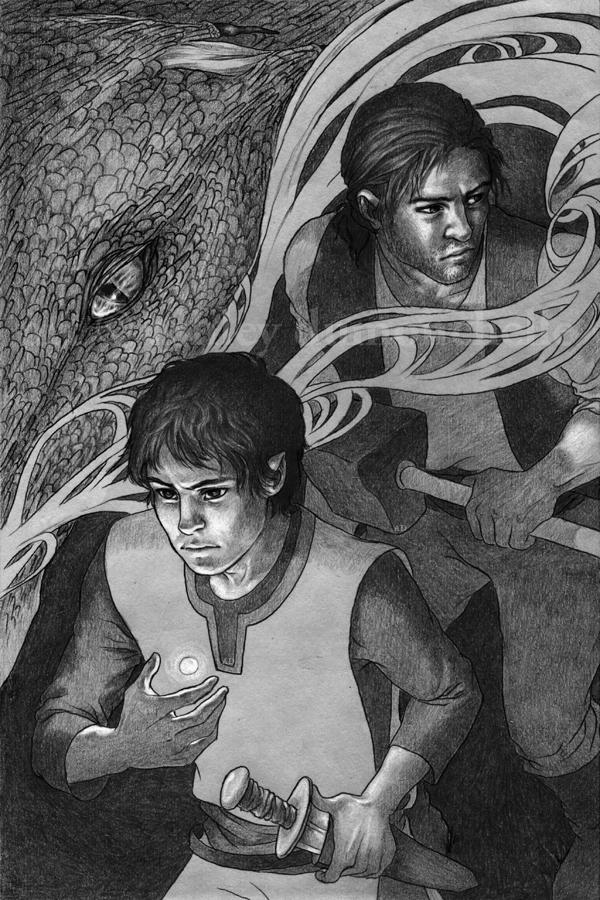 Brisingr- Werelight by shley77