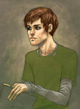 Character redesigns: Jamie