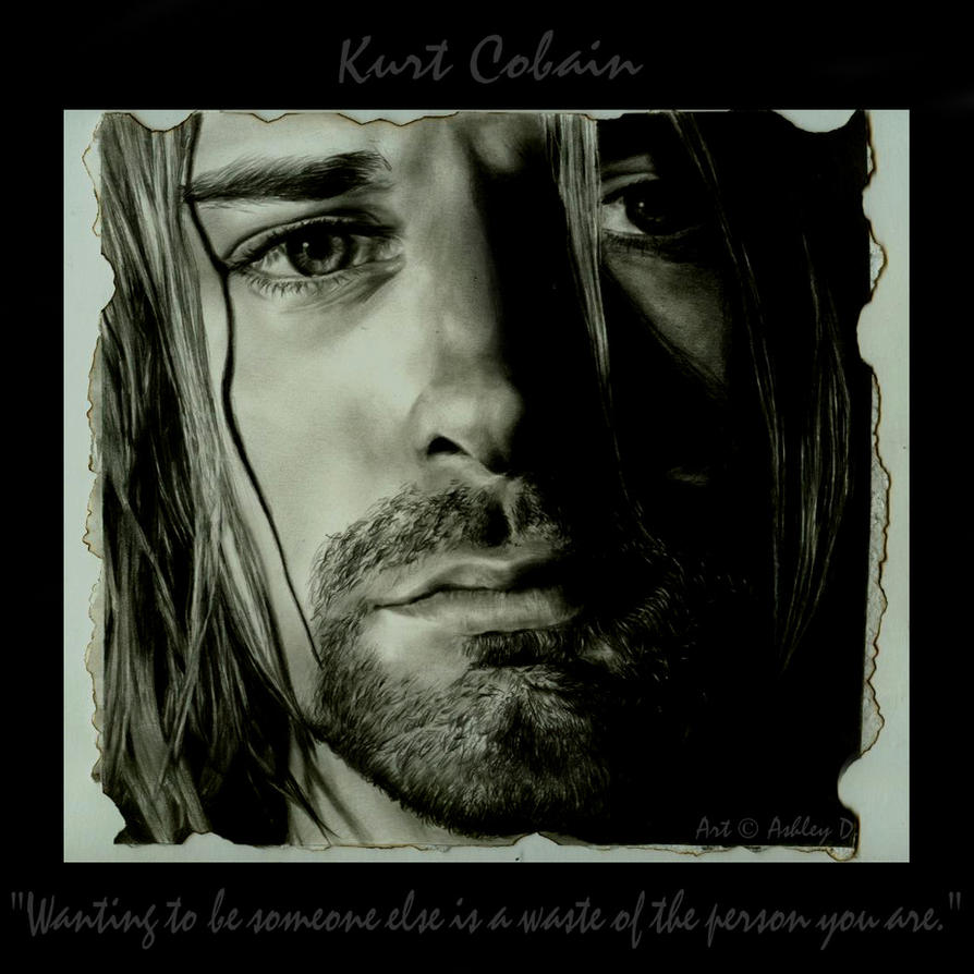 Ashes to Ashes- Kurt Cobain by