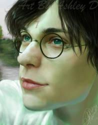 Harry Potter by shley77