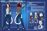 Refsheet - Felicia casual outfits