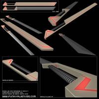 Sword Design by funkyalien