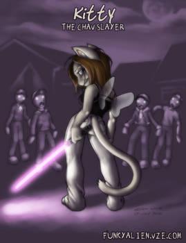 Kitty the Chav Slayer