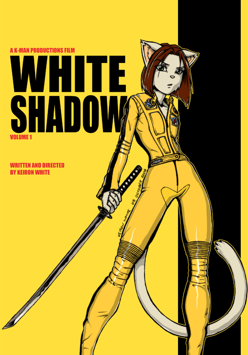 WS - Kill Bill v2 colour by funkyalien