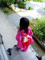 Miyu jump by BebitaNani