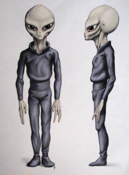 the Hill's Alien