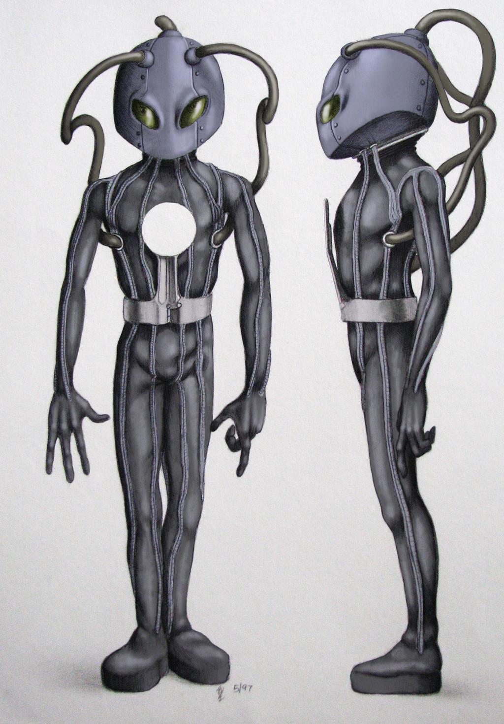 Antonio V Boas Alien
