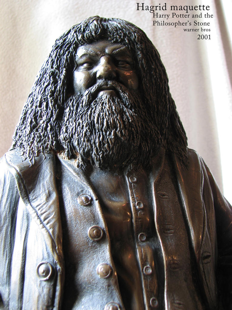Hagrid Maquette by BenPhillips
