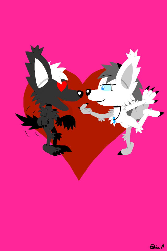 Happy Belated Valentine's Day 2015 by EdvinDraw