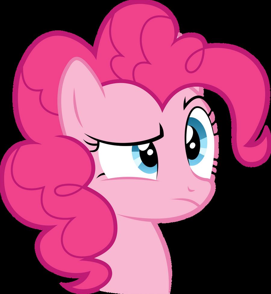 Pinkie Pie Vector by Powerpuncher