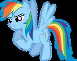Rainbow Dash - Plotting