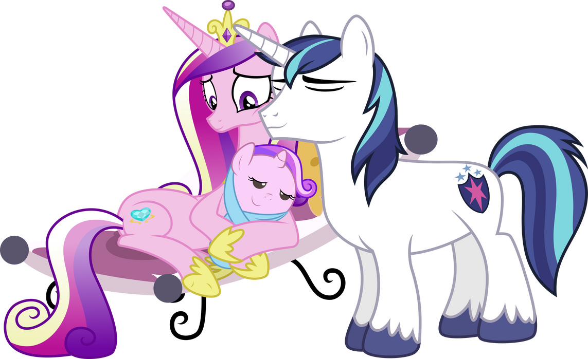My little pony prince shining armor - photo#17