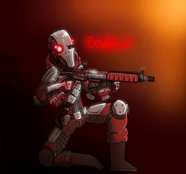 Deadshot by NeonFrags