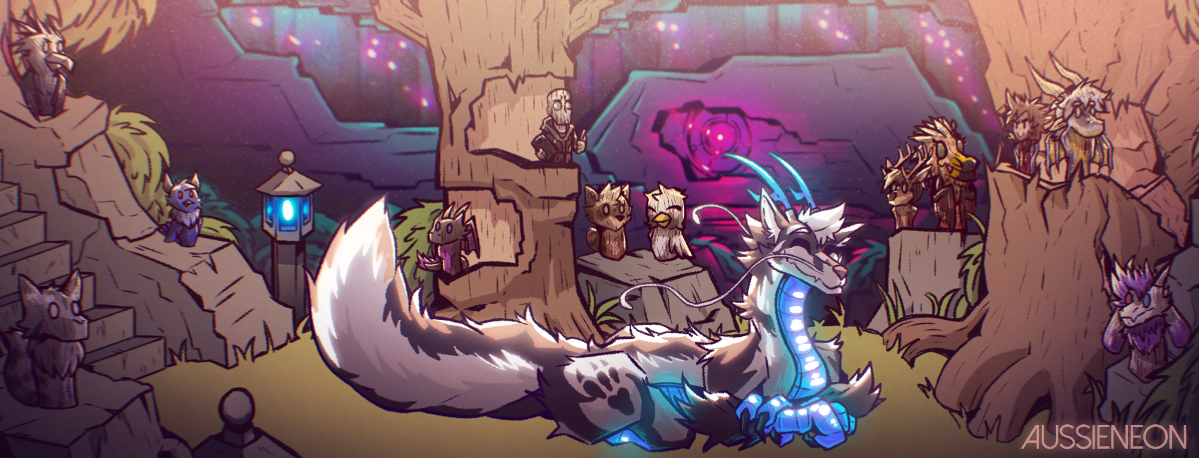 Forest of Solace [Commission]