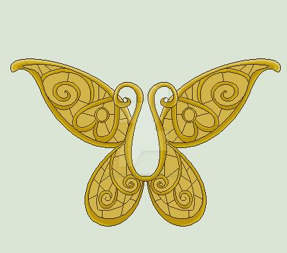 Wings of Natura wu by ShadowMark158