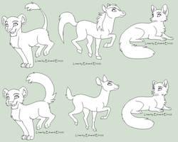 Animal Bases by Kainaa