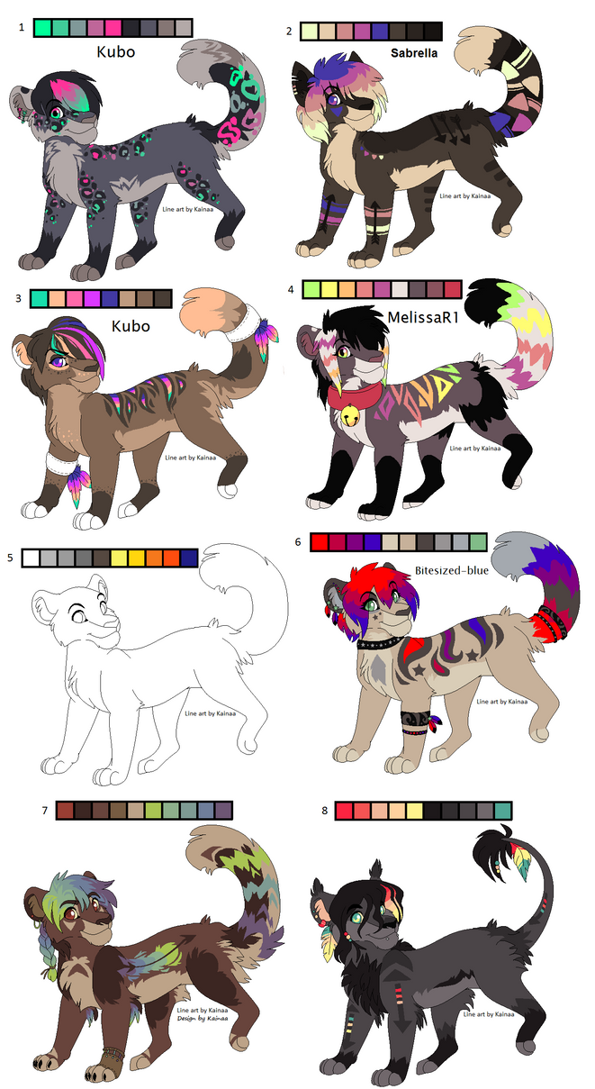 Pallet Adopts Third Set Complete by Kainaa